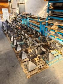 Zebra mill fabrication, by Solar Milling®