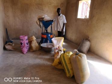 Solar Mill Uganda