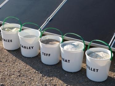 Flour buckets