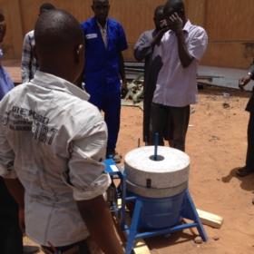 Niger Solar Milling