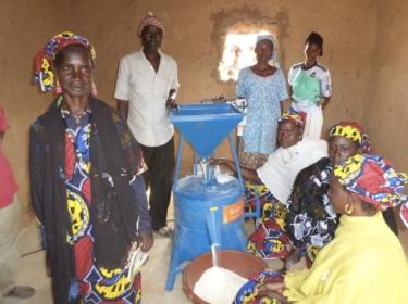Solar Milling Mali
